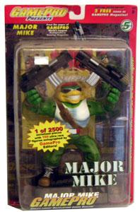 Gamepro: Major Mike