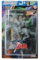 Legend Of Zelda - Ocarina Of Time - Link and Epona Grey Prototype
