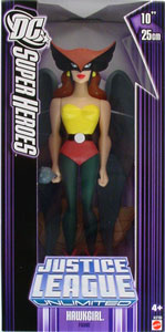 10-Inch DC Super Heroes Purple Box: Hawkgirl