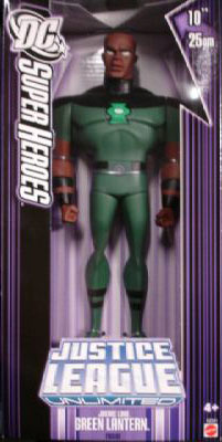 10-Inch Purple Box: Justice Lord Green Lantern