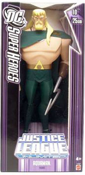 10-Inch Purple Box: Aquaman