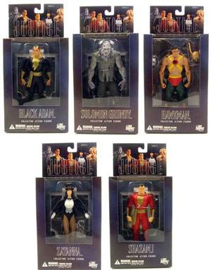 Alex Ross Series 4 Set of 5