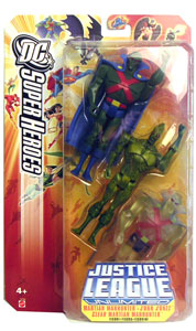 DC Superheroes: Martian Manhunter 3-Pack