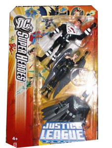 Justice League Unlimited 3-Pack  -Justice Lords  Superman, Hawkgirl, Batman 3-Pack