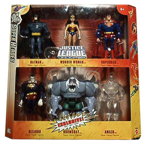 Justice League DC Superheroes Exclusive 6-Pack
