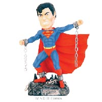 Headstrong Heroes - Superman Bobblehead