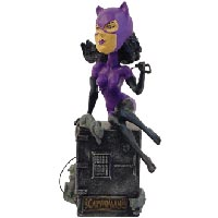 Headstrong Villains - Catwoman Bobblehead - DAMAGE PACKAGE