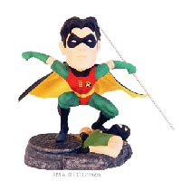Headstrong Heroes - Robin Bobblehead - OPEN BOX