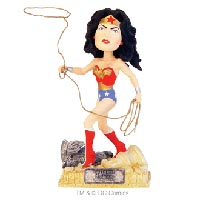 Headstrong Heroes - Wonder Woman Bobblehead