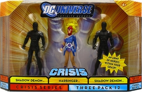 DC Universe Crisis - Shadow Demon x 2, Harbinger