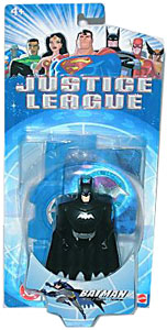 Justice League 3.75-Inch Batman Black Suit