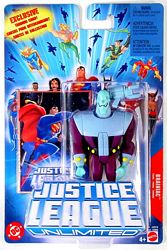 Justice League Unlimited: Brainiac