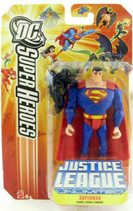 DC Superheroes JLU: Superman