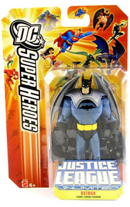 DC Superheroes JLU: Batman