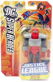 DC Superheroes JLU: Rocket Red