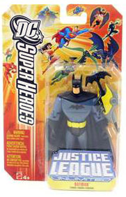 DC Superheroes JLU: Batman with Grappling Hook