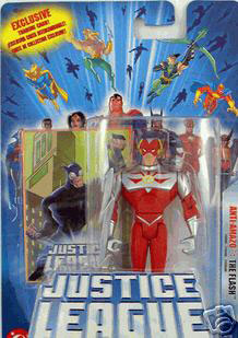 Justice League Unlimited: Anti-Amazo Flash