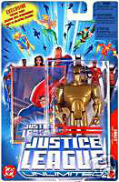 Justice League Unlimited: Amazo