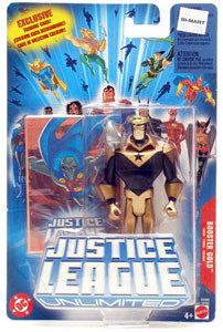 Justice League Unlimited: Booster Gold