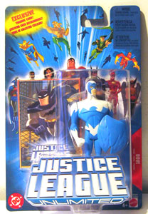 Justice League Unlimited: Dove