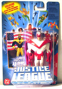 Justice League Unlimited: Hawk