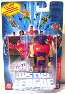 Justice League Unlimited: Atom Smasher