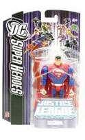 DC Superheroes Purple - Superman with Steel bar