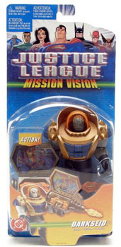 Justice League 3.75-Inch Mission Vision Darkseid