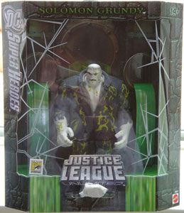 SDCC - Solomon Grundy Variant
