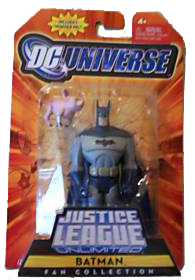 DC Universe - Justice League Unlimited: Batman with Wonder Pig