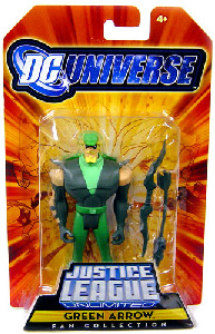 DC Universe - JLU: Fan Collection - Green Arrow
