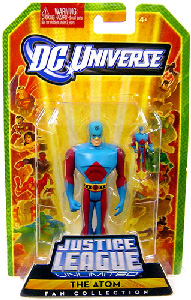 DC Universe - JLU: Fan Collection - The Atom