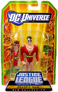 DC Universe - JLU: Fan Collection - Plastic Man