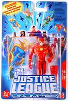 Justice League Unlimited Flash