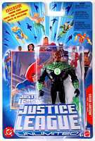 Justice League Unlimited Green Lantern