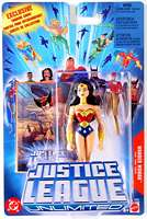 Justice League Unlimited Wonder Woman