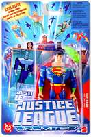 Justice League Unlimited Superman