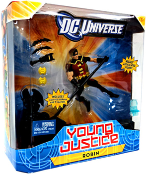 Young Justice - 6-Inch Robin