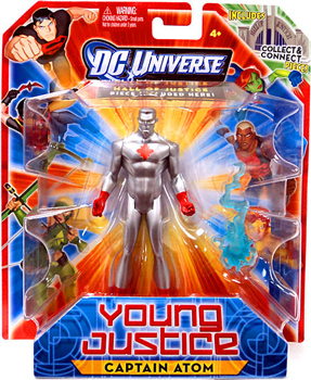 Young Justice - 4.25-Inch Captain Atom