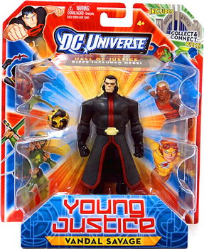 Young Justice - 4.25-Inch Vandal Savage
