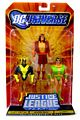 DC Universe - Justice League Unlimited - Black Vulcan, Apache Chief, Samurai