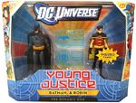 Young Justice - The Dynamic Duo 2-Pack Batman and Robin