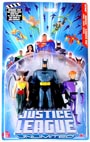 Justice League Unlimited 3-Pack: Batman, Hawkgirl, Elongated Man