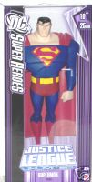 10-Inch Purple Box Superman
