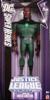 10-Inch Purple Box: Justice Lord Green Lantern