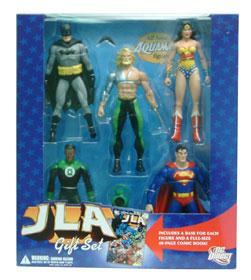 JLA Gift set