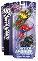 DC Superheroes 3-Pack Purple: Mr Miracle, Darkseid, Orion