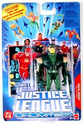 Justice League Unlimited: Green Arrow