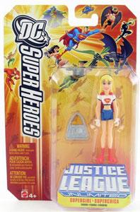 DC Superheroes JLU: Supergirl