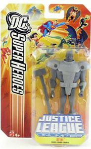 DC Superheroes JLU: Steel